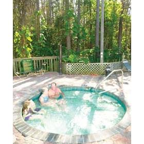 Parkway International Resort - Hot Tub
