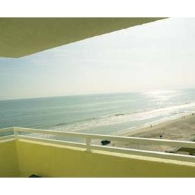 The Cove on Ormond Beach - View From Balcony