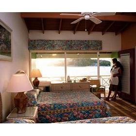 Unit Bedroom at Occidental Grand Pineapple Beach