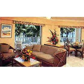 Living Room at the Caribbean Village Decameron Club and Casino
