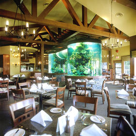 Pacific Shores Resort and Spa - Restaurant