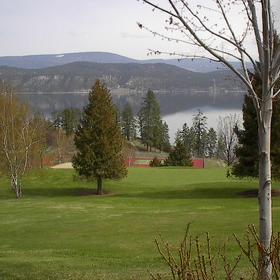 Lake Okanagan Resort - Golf Course