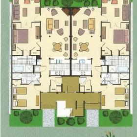 The Townes at King's Creek Plantation - Unit Floor Plan