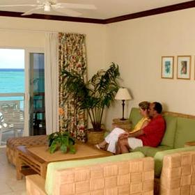 Alexandra Resort and Spa - Unit Living Area