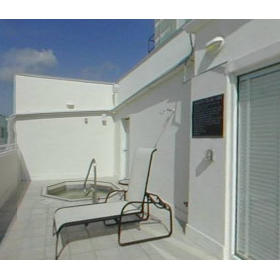 HGVC at South Beach - Unit Balcony