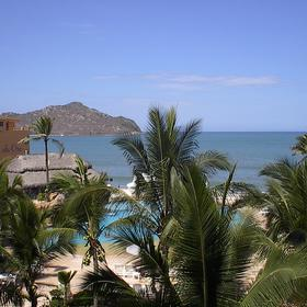 Costa de Oro Beach Club - View From Balcony