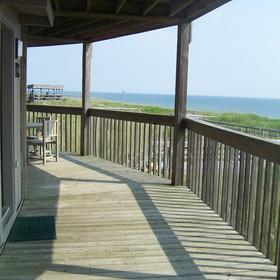 Outer Banks Beach Club - Deck