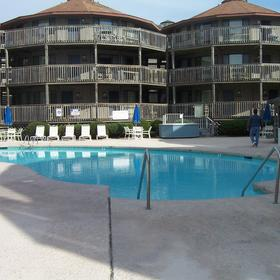 Outer Banks Beach Club - Outdoor Pool