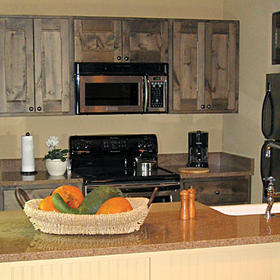 Hyatt Wild Oak Ranch - Unit Kitchen