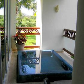 The Grand Mayan Riviera Maya - Unit Balcony Pool