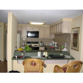 Wyndham Ocean Palms - Unit Kitchen