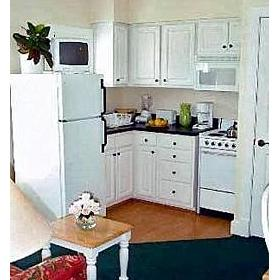 The Townes at King's Creek Plantation - Unit Kitchen