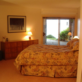 Pacific Shores Resort and Spa - Unit Bedroom