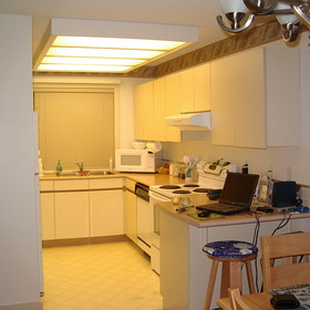 Pacific Shores Resort and Spa - Unit Kitchen