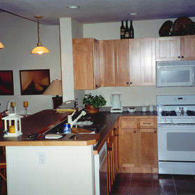 Shanty Creek Resort & Club - Unit Kitchen