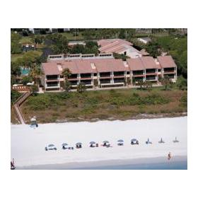 Club Regency at Marco Island - Beach Front View