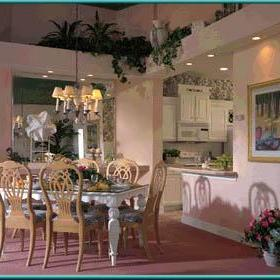 The Houses at Summer Bay - Dining Room