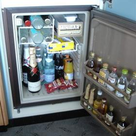 Alpin Palace - Unit mini-bar