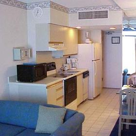 The Yachtsman: Clipper 2 bedroom unit