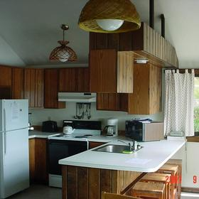 Lake Shore Village Resort - Unit Kitchen