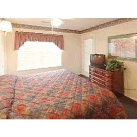 The Suites at Fall Creek - Unit Bedroom