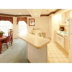 The Suites at Fall Creek - Unit Kitchen