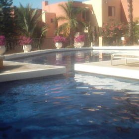 Cabo Holiday Club at Plaza Calafia- Family Pool