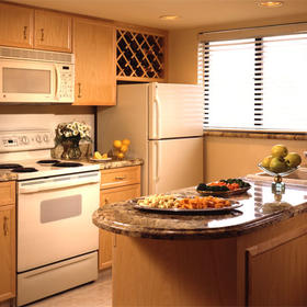 The Villas at Polo Towers - Unit Kitchen