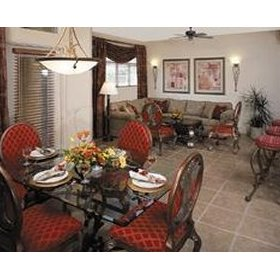 The Cliffs at Peace Canyon - Unit Dining & Living Areas