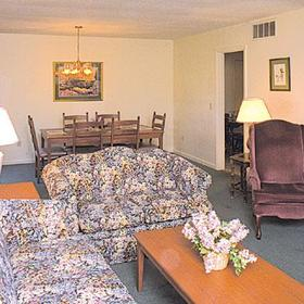 Brewster Green - Unit Living Area