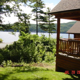 The Lodges at Cresthaven - View From Lodge