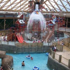 Eagle Trace at Massanutten - Indoor Water Park