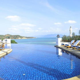 Pool at Samui Peninsula Spa & Resort