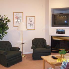 Shanty Creek Resort & Club - Unit Living Area