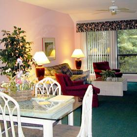 Southwind Villas - Inside a unit