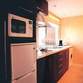 Absolute Private Residence Club at Jinqiao - Unit Kitchen