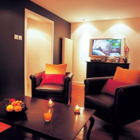 Absolute Private Residence Club at Jinqiao - Unit Living Area