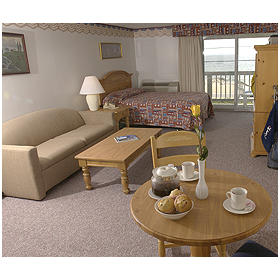 Surfside Resort - Unit Interior