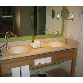 The Grand Mayan Riviera Maya - Unit Bathroom