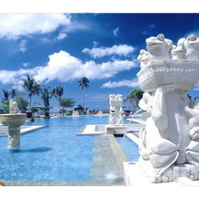 Angsana Resort & Spa: outdoor pool