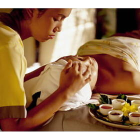 Angsana Resort & Spa: spa services