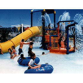 Durban Spa: Children's water park