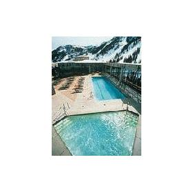 The Cliff Club at Snowbird - Rooftop Pool