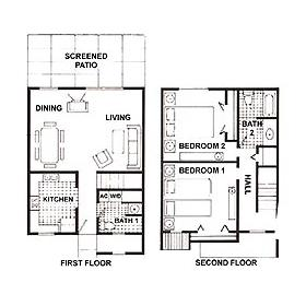 Fantasy World Club Villas - Unit Floor Plan