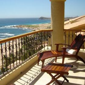 Fiesta Americana Vacation Club at Cabo del Sol - Unit Balcony