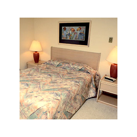WorldMark SurfSide Inn - Unit Bedroom