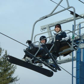 Pat's Peak Ski Lift