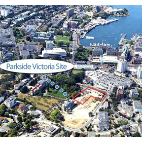 Parkside Victoria - site location