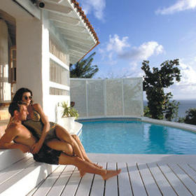 Windjammer Landing Villa Beach Resort - Private Pool