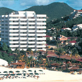 The Atrium Resort on Simpson Bay Beach